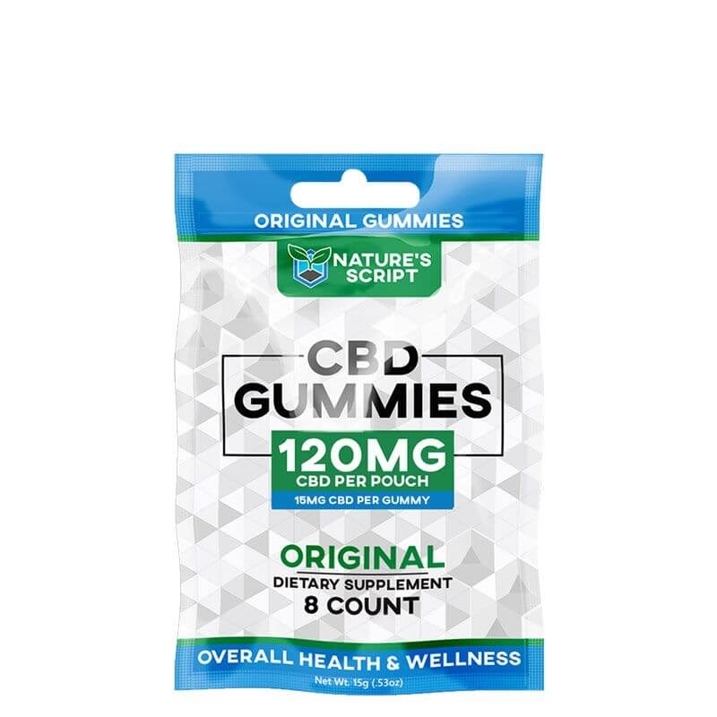 CBD Gummy Original Snack Pack