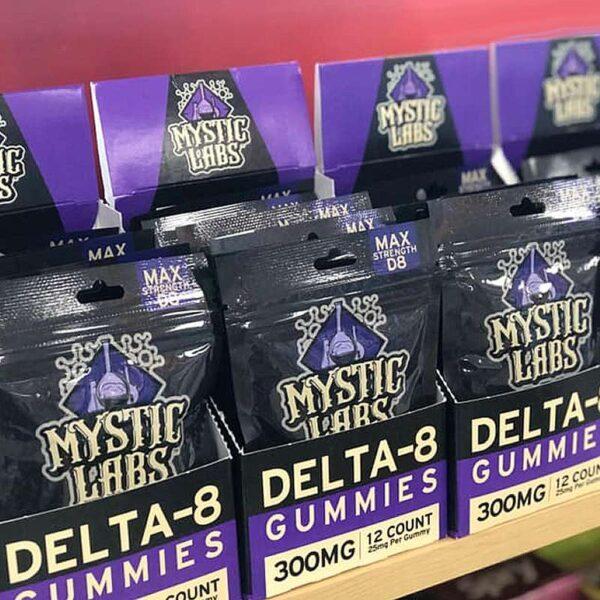Delta 8 CBD Gummies In Stock!