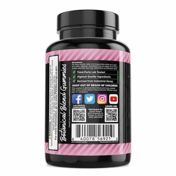 Botanical Blend Sleep Gummies - Botanical Blend - 100ct 2