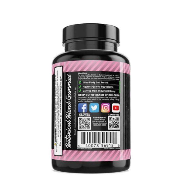 CBD Sleep Gummies - Botanical Blend - 50ct 2